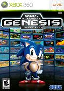 Sonic's Ultimate Genesis Collection X360