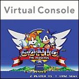 Sonic 2 Virtual Console