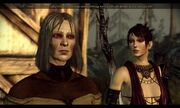 DAO Flemeth and Morrigan