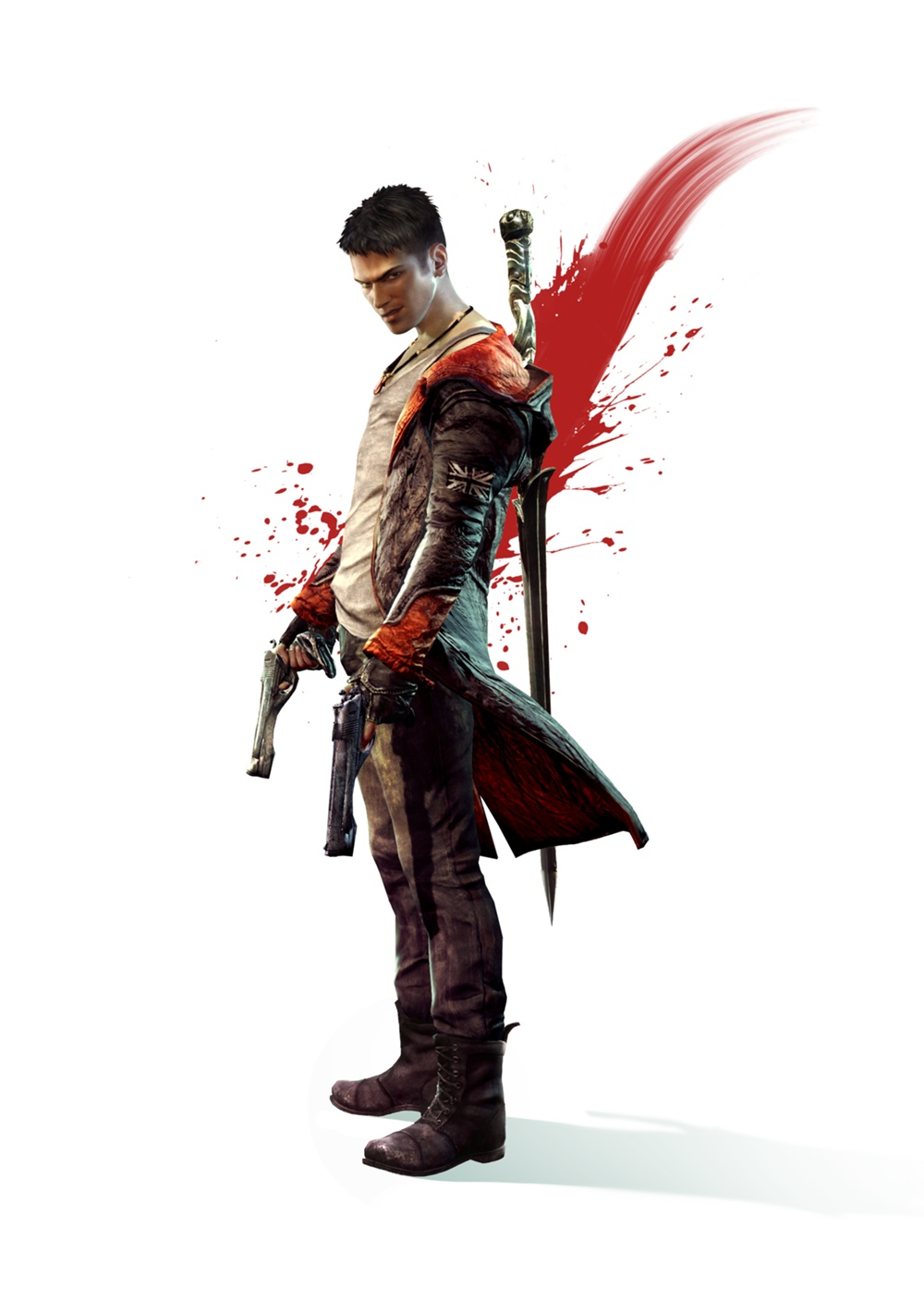 Dante dmc gaming database wiki fandom powered by wikia 1000px dante standing voltagebd Image collections