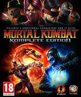 Mortal Kombat: Komplete Edition | Gaming Database Wiki | FANDOM