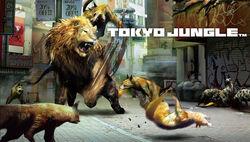 Tokyo Jungle Logo
