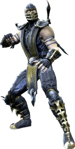 scorpion mortal kombat gaming database wiki fandom