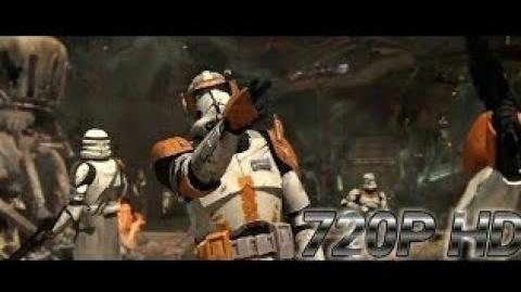 Star Wars- Execute Order 66