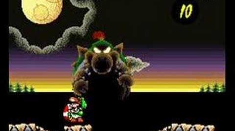 Yoshi's Island - Final Boss music