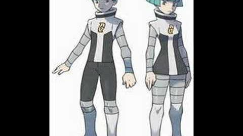 Pokemon D P Music - Team Galactic Battle