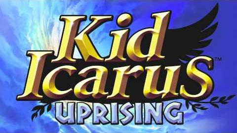 Kid Icarus Uprising Music - Dark Lord Gaol's Castle