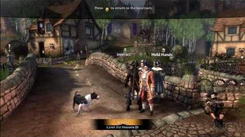 Fable III Gameplay Love and Life in Albion - E3 2010