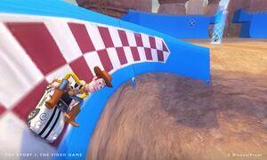 Woody racing