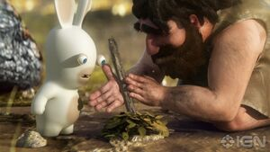 Raving Rabbids- Travel in Time