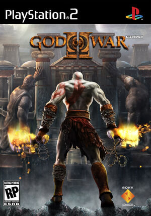 Caratula God of War II-1-