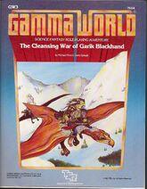 GW3 Cleansing War of Garik Blackhand cover