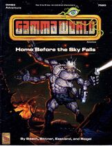 GWQ3 Home Before the Sky Falls cover