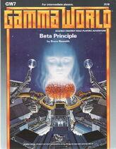 GW7 Beta Principle cover