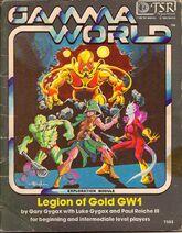 GW1 Legion of Gold cover