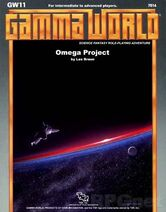 GW11 Omega Project cover