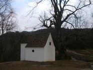 Reiterleskapelle und Linde
