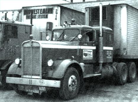 Vortienck Gandoler of the 1950s