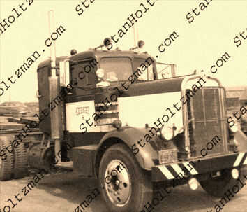 Caversons Gandoler of Year 1954