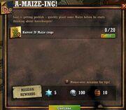 A-Maize-Ing!