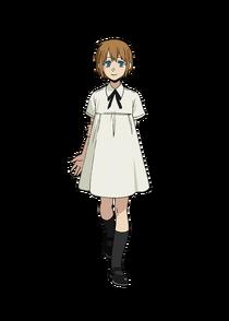 Nina full body anime