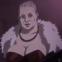 Big Mama Georgiana anime