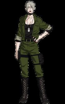 Gina Paulklee anime