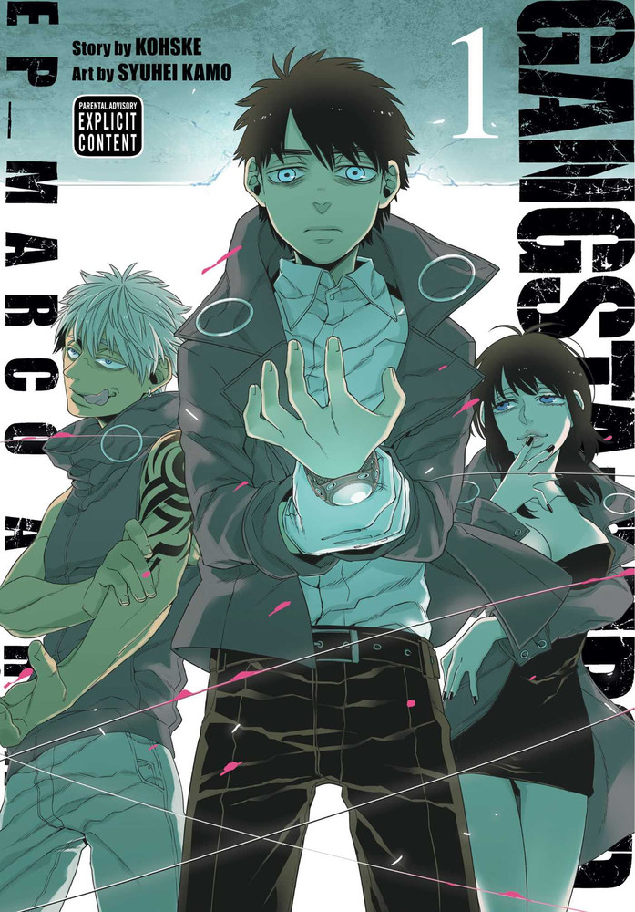 List Of GANGSTA:CURSED. Chapters
