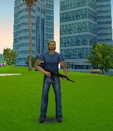 Fusil de Asalto GMV