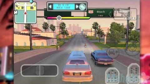 Gangstar Miami Vendication for iPhone Walkthrough part 63 - Wrong Side of the Velvet Rope