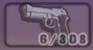 Pistola icono