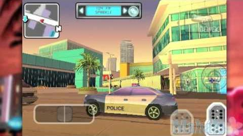 Gangstar Miami Vendication for iPhone Walkthrough part 65 - Everything Looks the Same
