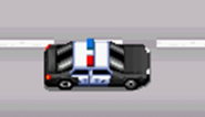 Coche policía gcc