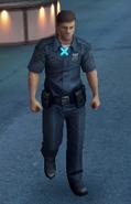 Policia Vegas