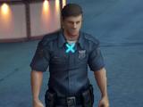 Oficiales de policía