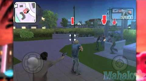 Gangstar Miami Vendication for iPhone Walkthrough part 69 - When Will the Fat Lady Sing?