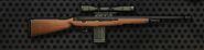 Rifle francotirador Rio