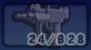 Subfusil icono
