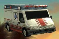 Ambulancia Rio