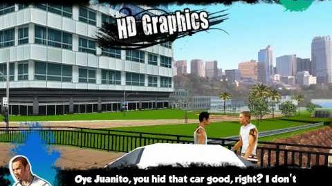 Gangstar West Coast Hustle for iPad - Trailer by Gameloft