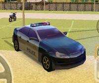 Auto de Policia de Miami