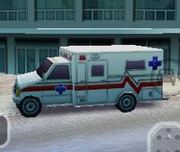 Ambulancia de miami