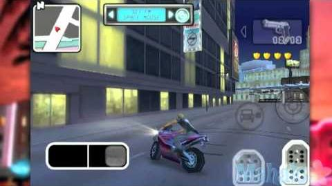 Gangstar Miami Vindication for iPhone - Walkthrough part 51 - LC on the Lookout