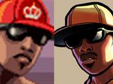 Easter eggs de Gangstar: Crime City