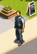 Oficial de policía GC