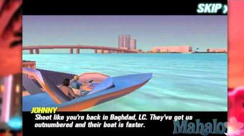 Gangstar Miami Vindication for iPhone - Walkthrough part 52 - Keeping Up with the Joneses