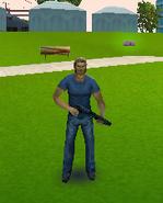 Escopeta GMV