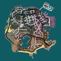 Mapa de Rio de Janeiro