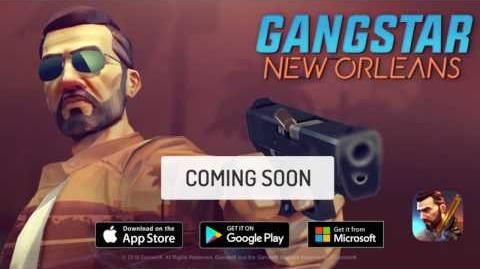 Gangstar New Orleans – Pre Registration Trailer