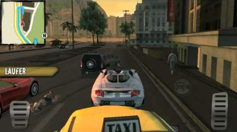 Gangstar Rio City of Saints - iPhone iPad Android - Debut trailer